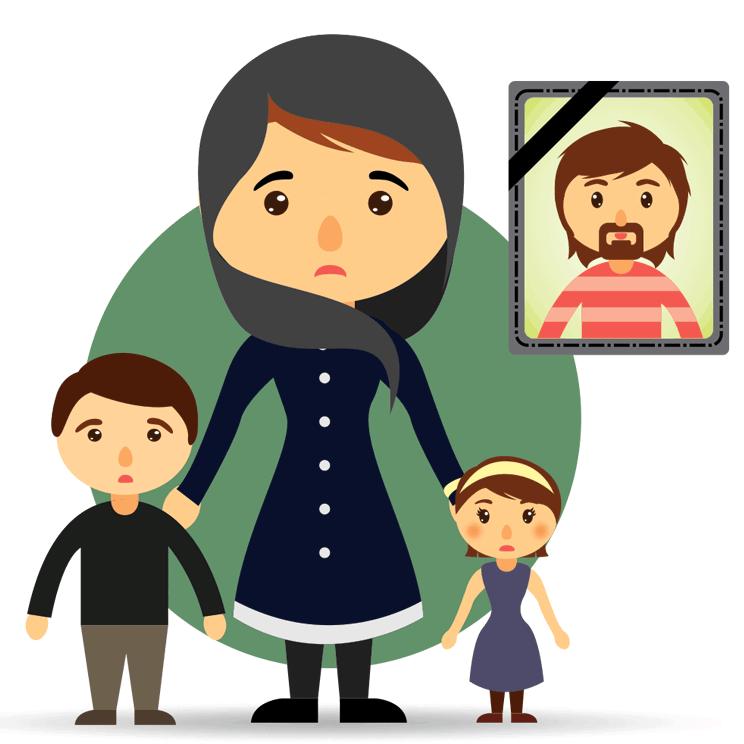 پوشش حمایت از خانواده در صورت فوت بیمه شده از اصلی ترین پوششهای بیمه عمر و تامین آتیه پاسارگاد
